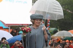 koningin in wemeldingen 30-04-2010