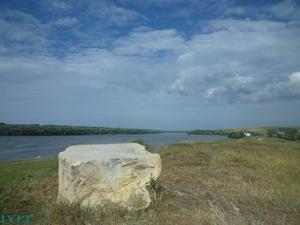 Dunarea la Capidava