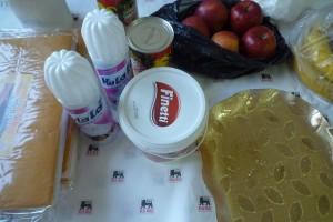 ingrediente tort
